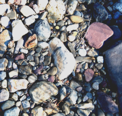 piedras serra d'espadan
