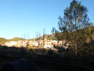 vista camping Ayodar