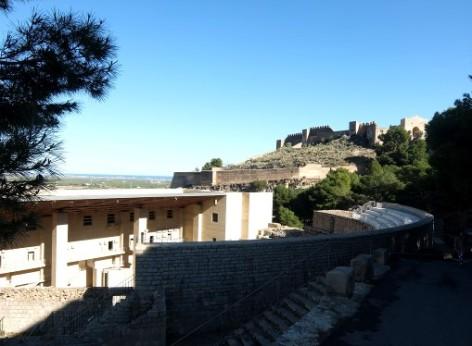 amfiteatro sagunto