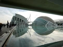 museo de las ciencias y las artes valencia