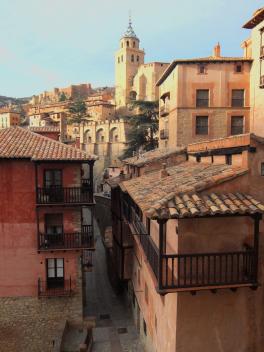 albarracin bonita ciudad