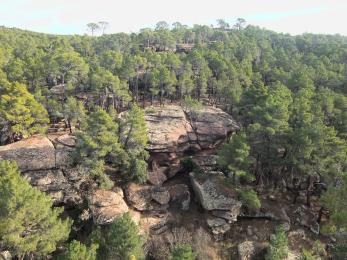 parque natural de albarracin