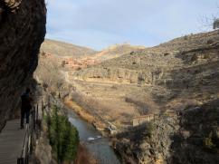 paseo fluvial albarracin