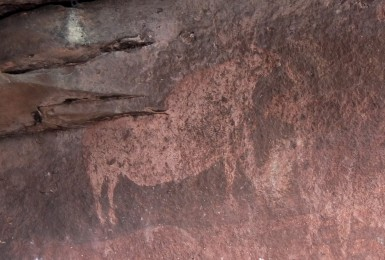 pintura rupestre albarracin
